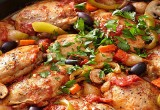 Chicken Cacciatore | Ideal Protein Recipes Naperville Plainfield Bolingbrook